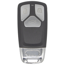 WhatsKey 3 Button Remote Smart Card Car Key Shell Fob Case For Audi S4 S5 A4 B6 B8 A5 TT