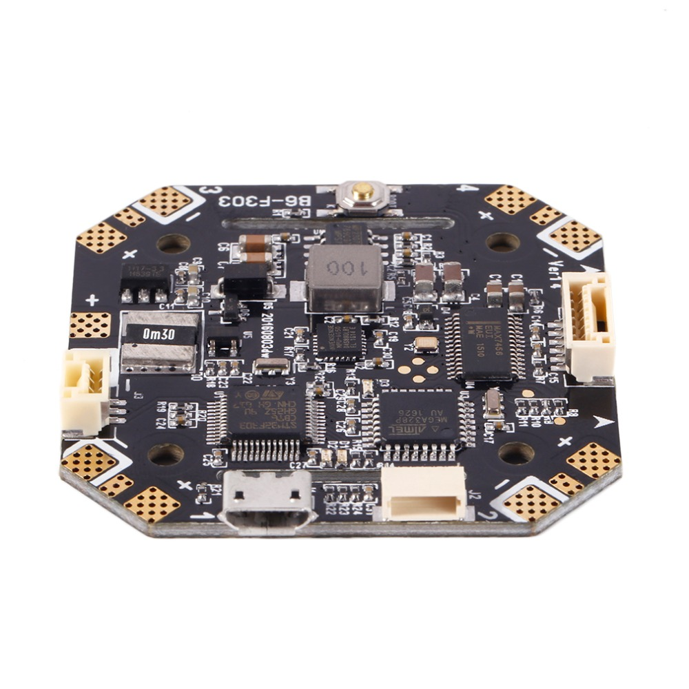 B6 f303 flight controller lite version of sparky flight controller b6 f303 flight controller lite version of sparky flight controller for fpv quadcopter multicopter rc drone 49496mm in parts accessories from toys asfbconference2016 Image collections