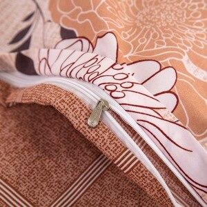 Image 5 - LOVINSUNSHINE מצעים וערכות מיטה מלך שמיכה כיסוי סט פרח סט מצעים AB07 #