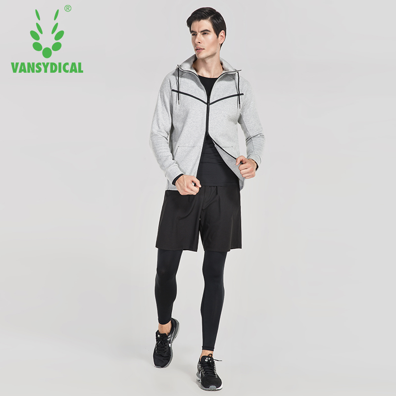 Autumn and Winter Men Sports Suit  Breathable Running Clothes Long Sleeve Gym  Fitness Training Tracksuits mulinsen latest lifestyle 2017 autumn winter men