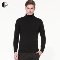 Sweater Men 2016 Autunm Spring Brand Men S High Necked Sweater Hedging Long Sleeve Male Knit