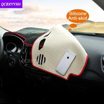 Subaru Accesorios Forestal | Para Subaru Forester 2009-2012 Alfombrilla De Salpicadero Interior De Protección Almohadilla De Fotófoba Cojín De Sombra De Coche Accesorios De Diseño De Automóviles