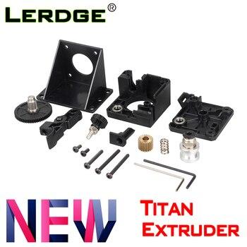 LERDGE 3D части принтера titan экструдер для e3d v6 bowden j-головка Монтажный кронштейн 1,75 мм нить V6 Hotend полностью наборы аксессуаров