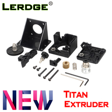 LERDGE 3D Запчасти для принтера titan экструдер для V6 J-head bowden Монтажный кронштейн 1,75 мм нить V6 Hotend полностью набор для маникюра
