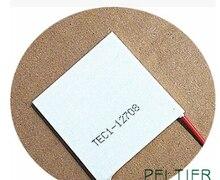 5PCS LOT TEC1-12708 cooling chip+free shipping