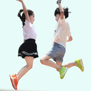 Image 3 - Xiaomi Fashion childrens mesh sneakers Dry breathable Slow shock Child Summer lightweight casual shoes