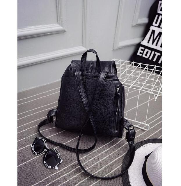 Yogodlns Fashion Women Backpack Leather new casual Shoulder Bag Big School Bags For Teenagers Girls women Bagpack women bag