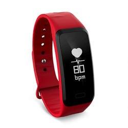 Браслет пульсометр кровяное давление шагомер водостойкие спортивные часы фитнес-трекер Браслет для iOS Android