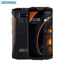 IP68/IP69K рация DOOGEE S80 мобильный телефон Беспроводная зарядка NFC 10080 мАч 12V2A 5,99 FHD Helio P23 Восьмиядерный 6 ГБ 64 Гб 16,0 м