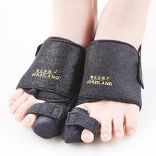 New Quality Hallux Valgus Orthopedic Braces Dual Regulation Toe Correction Bunion Big Toe Corrector Straightener Foot Care Tool