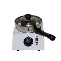 ITOP шоколад плавления горшок Нержавеющаясталь коммерческих плавления шоколада машина молоко выпечки инструмент с 1 горшок