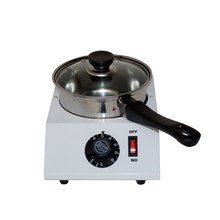 ITOP Chocolate Melting Pot Stainless Steel 40W Commercial Chocolate Melting Machine Milk Baking Tool With 1 Melting Pot