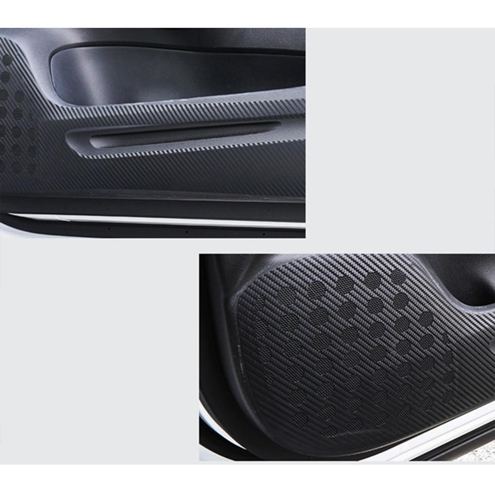 Cojín de la etiqueta engomada de la puerta del coche para Honda CRV - Accesorios de interior de coche - foto 6