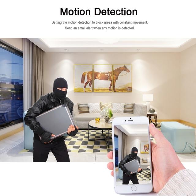 BESDER H.265 3MP 2MP IP Camera Vandal-proof Onvif P2P Motion Detection Night Vision CCTV Security Camera DC12V 48V POE Optional Surveillance Cameras