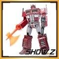 [Mostrar. z store] op vermelho bape ck ko taka ra masterpiece mp10 optimus prime transformação bape vermelho ação figura