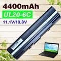 4400 mah bateria do portátil para asus eee pc eee pc 1201ha 1201hab 1201hag 1201 k 1201n 1201nl 1201pn 1201 t x 1201 1201 1201 h