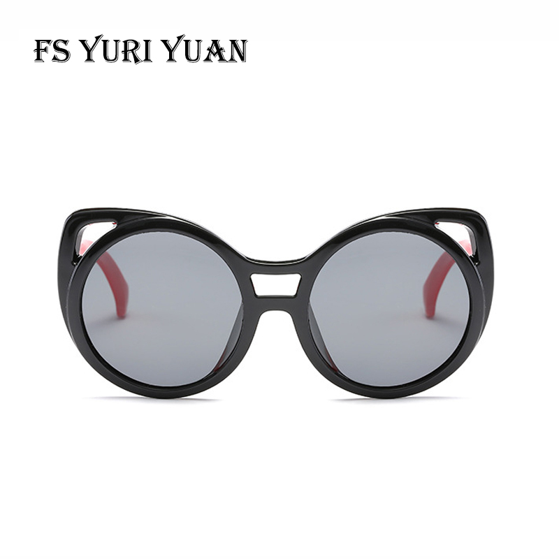 d28f4308a0d FS YURI YUAN Polarized Kids Sunglasses TR90 Lovely Cartoon Cat Child Sun  Glasses 3 10 Years Old Boys Girls Glasses Baby 3442-in Sunglasses from  Mother ...