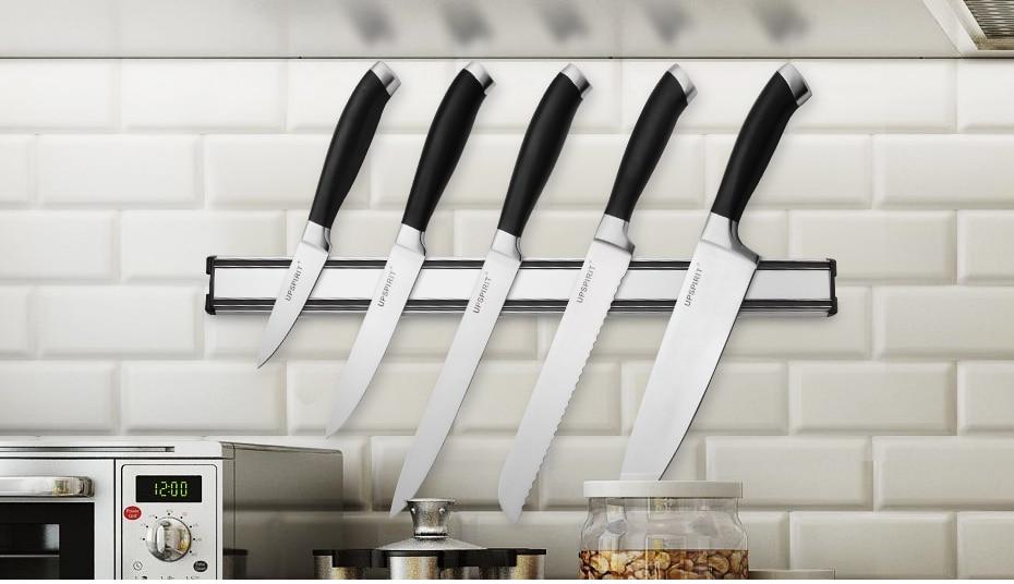 магнит для крепления кухонных ножей фото грешит