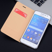 Flip cover Leather Phone Case For Samsung Galaxy Grand Prime Grandprime SM G530 G530H G531 G531H SM-G530H SM-G531H SM-G531H/DS аксессуар защитное стекло samsung galaxy grand prime g530h g531h gecko 0 26mm zs26 gsgpri