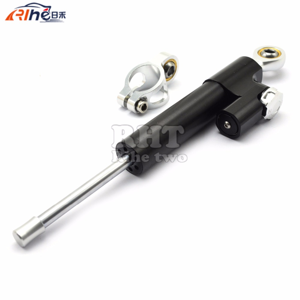 Universal New CNC Aluminum Motorcycle Steering Damper Stabilizer Adjustable For Yamaha XSR 700 XSR700 XSR-700 XV950CR YZF R3 YZF universal new cnc aluminum motorcycle steering damper stabilizer adjustable for yamaha xsr 700 xsr700 xsr 700 xv950cr yzf r3 yzf