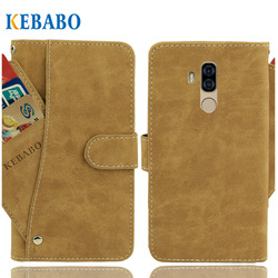На Алиэкспресс купить чехол для смартфона leather wallet for philips s562z case 5.7дюйм. flip vintage leather front card slots cases cover business phone protective bags