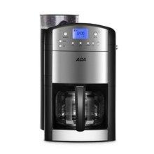 Automatic Espresso Coffee Machine Household Electric Coffee Maker Amercian Cafe Machine Coffee Grinder AC-M125A