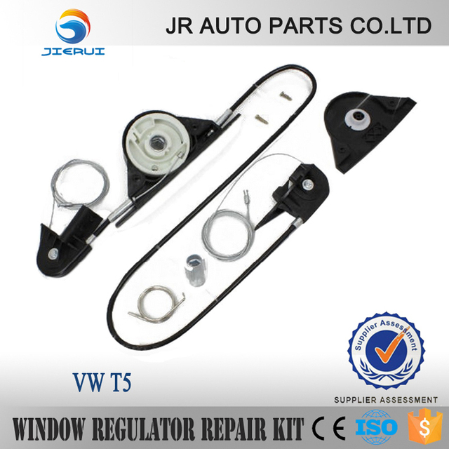 JIERUI car parts  VW T5 MULTIVAN CARAVELLE ELECTRIC SLIDING DOOR REPAIR KIT RIGHT SIDE