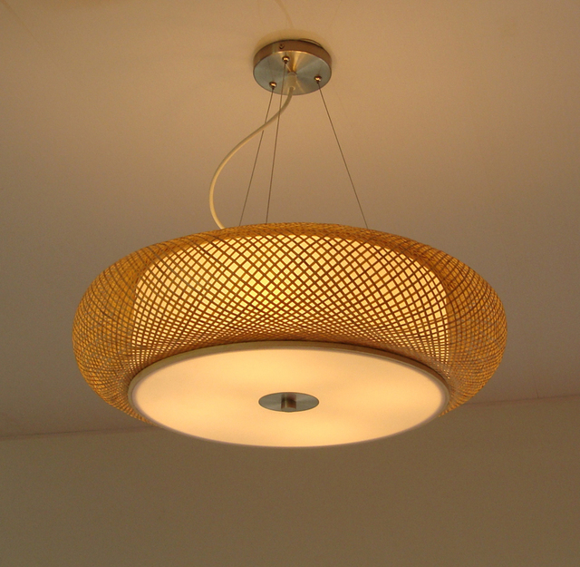 enkele hanglamp woonkamer verlichting moderne korte slaapkamer