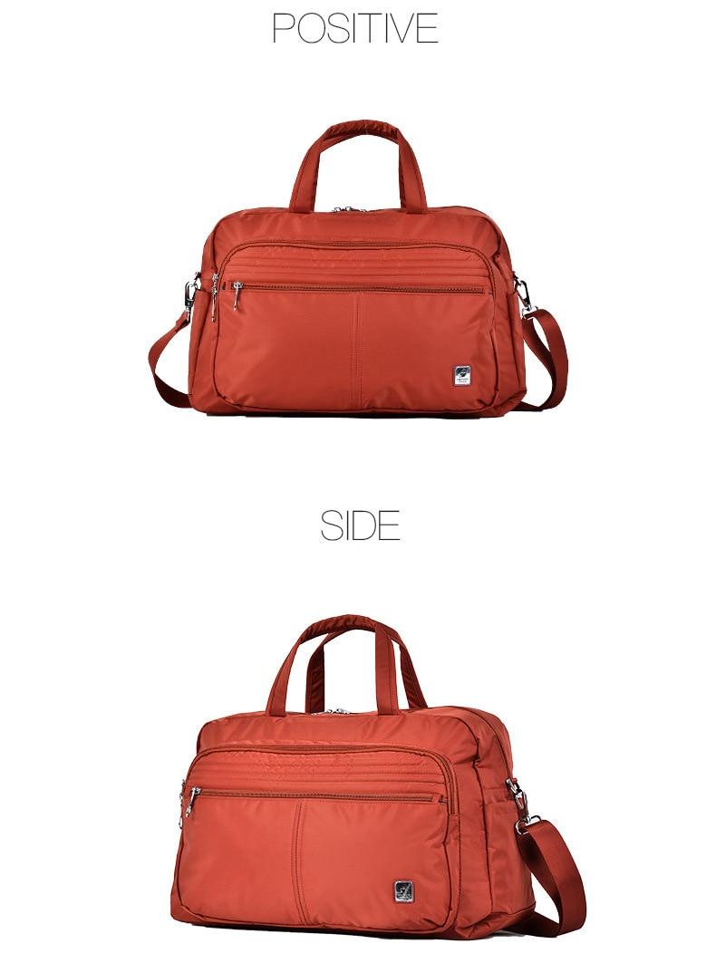 Fouvor Women Travel Bags 2018 Fashion Large Capacity Waterproof ... 7edb0ff3b9cdb