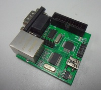 stm32f103c8t6-development-board-ethernet-to-serial-port-stm32f103enc28j60-development-board