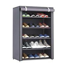 Dustproof Large Size Non-Woven Fabric Shoes Rack Shoes Organizer Home Bedroom Dormitory Shoe Racks Shelf Cabinet