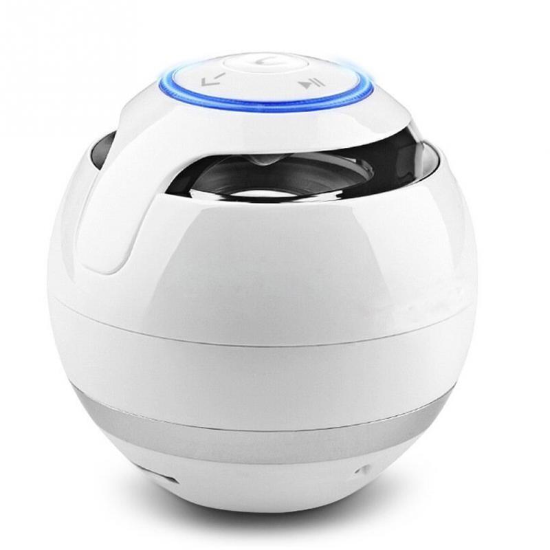 Przenośny Prysznic Bezprzewodowy Mini Głośnik Bluetooth Subwoofer