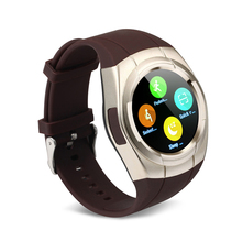 T60 1.2 inch 3D Smart Watch Bluetooth Waterproof Touch Screen Support TF/SIM Card