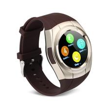 T60 1.2 inch 3D Smart Watch Bluetooth Waterproof Touch Screen Support TF/SIM Card