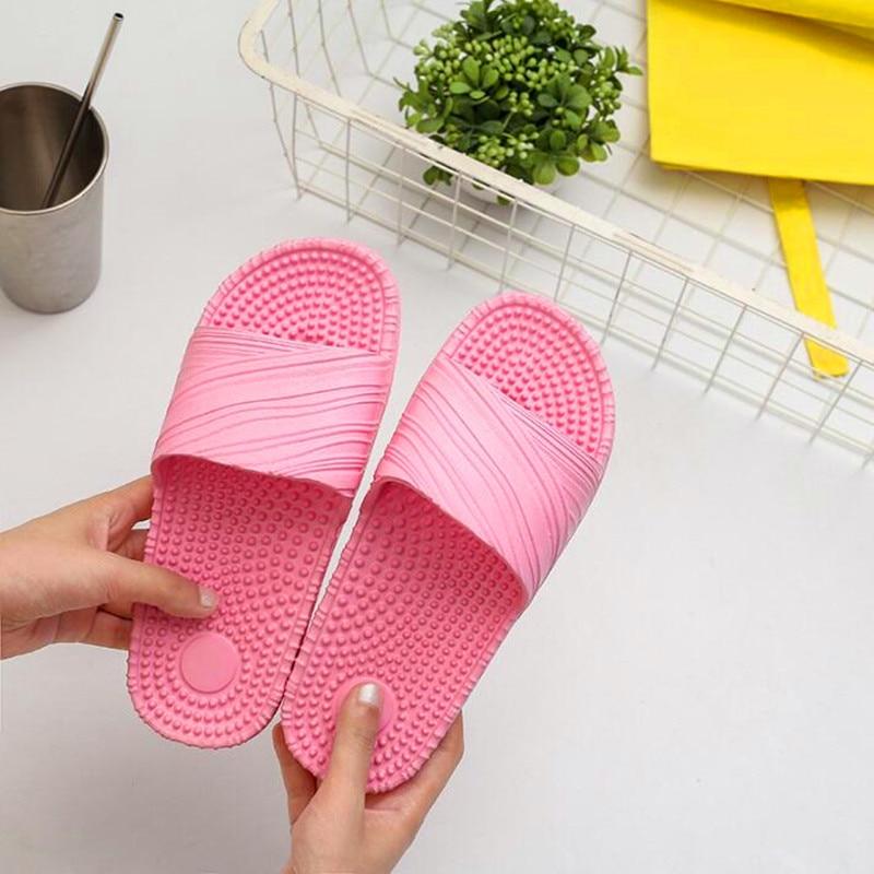 AoXunLong Zapatillas de Masaje de Verano Mujeres Zapatillas de Playa - Zapatos de mujer - foto 6