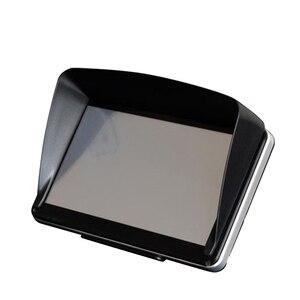 Image 1 - ユニバーサル画面バイザーフードブロック太陽シェードレンズ用 5/7 インチ GPS ナビゲーション VS998
