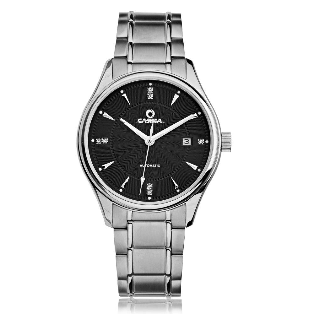 CASIMA luxury brand watches men's automatic mechanical fashion sports watch reloj hombre classic waterproof relogio masculino