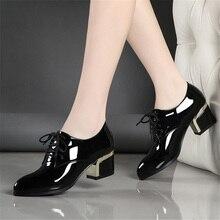 kitten heels ladies shoes in sale woman stylish comfortable Ladies pointed retro lace wild single  women work