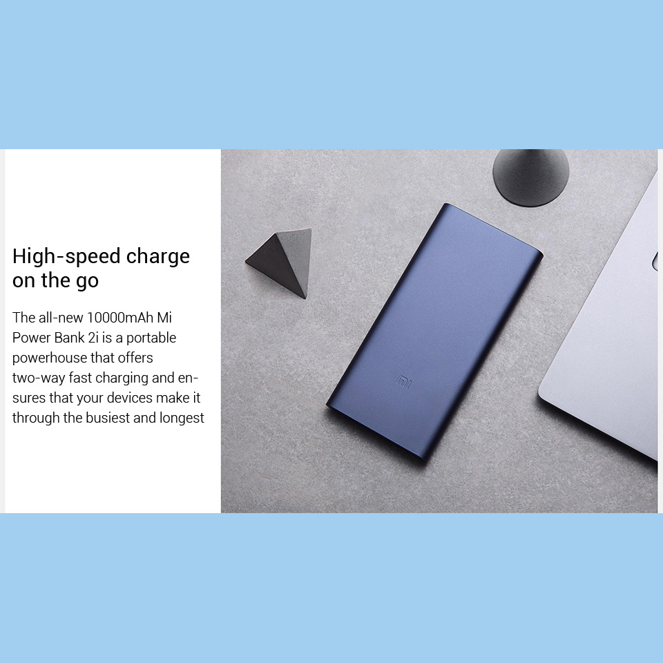10000mAh Power Bank 15W Quick Charge with Dual USB Output 23