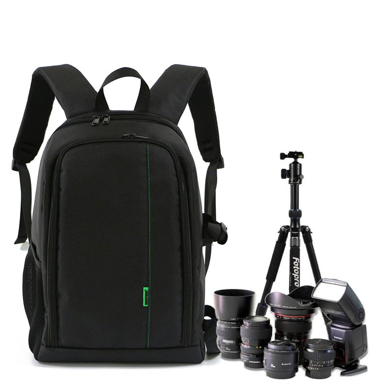 DSLR Camera Backpack Multifunction Photo bag with 15 inch Laptop Pack Travel Bag Waterproof for Canon 5D 7D 600D Nikon D7200 dslr camera backpack padding lens divider insert bag with 15 laptop pack travel bag for canon 5d 7d 600d nikon d7200 sony a6000