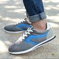 2016 hot Men respirável sapatos casuais de alta qualidade moda Mens Trainers de luxo de marca Designer de sapatos masculinos Zapatillas Hombre