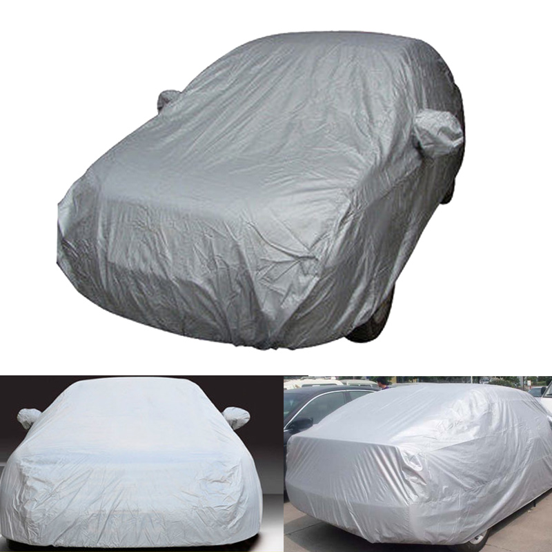 Full-Car-Cover Sunscreen Car-Accessories Outdoor Scratch-Resistant Heat-Protection Universal