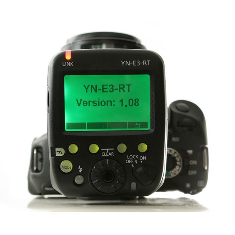 YONGNUO YN600EX-RT II Flash Speedlite 2.4G Wireless Auto TTL HSS 1 / - Տեսախցիկ և լուսանկար - Լուսանկար 3