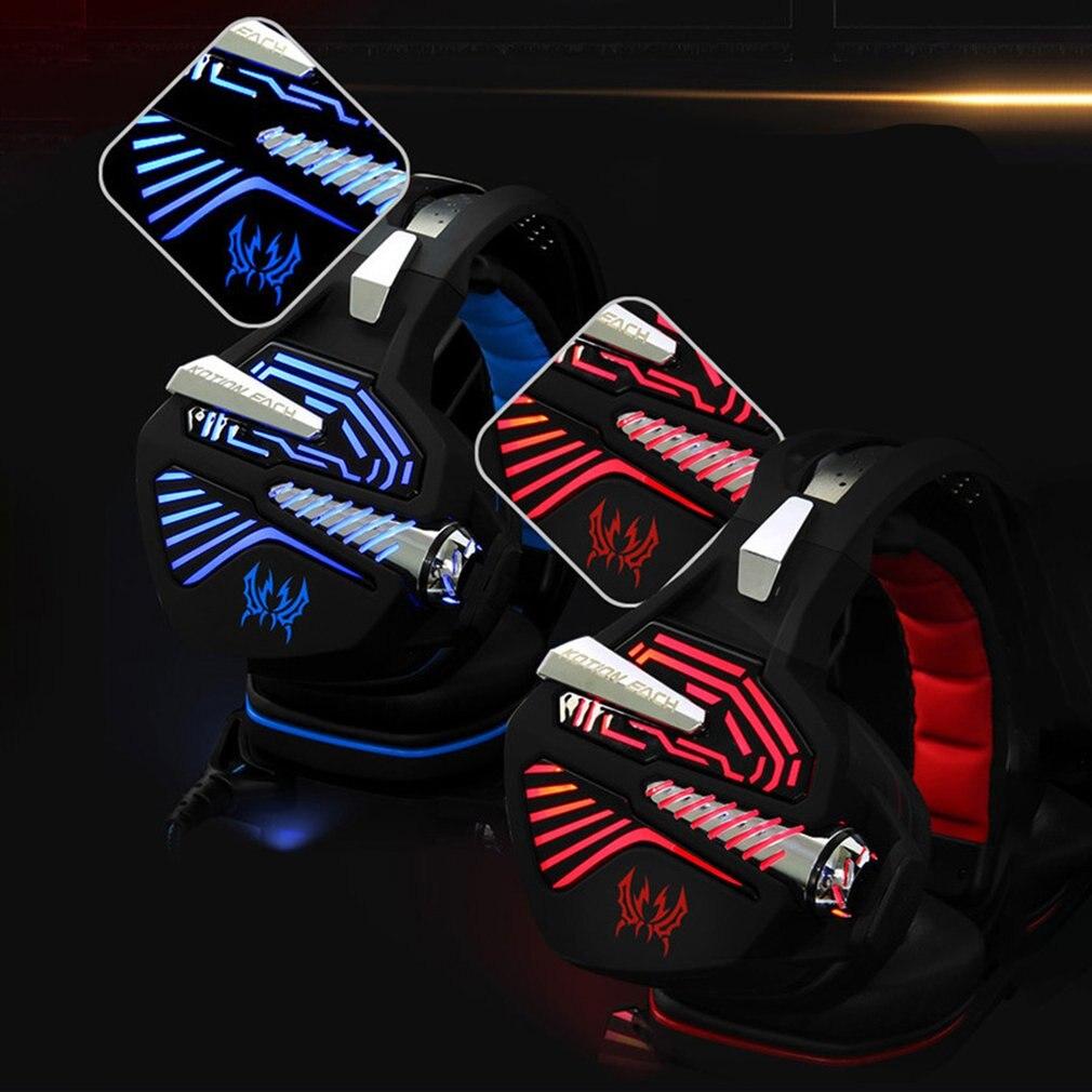 Casque de sport GS100 casque de jeux bon pour les jeux d'ordinateur bon Microphone de basse profonde casque de Vibration de jeu