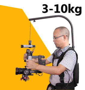 Like EASYRIG 3-10kg video and film Serene camera for dslr DJI Ronin M 3 AXIS gimbal stabilizer Gyroscope Gyro steadicam vest