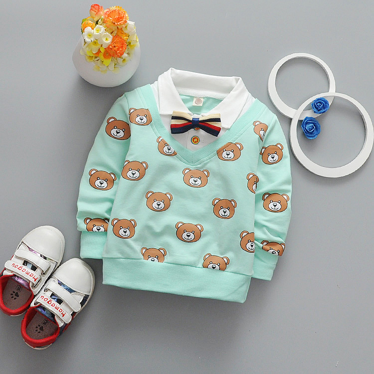 Newest-2017-Spring-Baby-Boys-T-Shirt-Cartoon-Bear-Kids-T-Shirt-Infant-Cotton-T-Shirt-Fashion-Casual-Lapel-Children-Tops-Tees-2