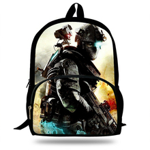 Call Of Duty Themed Kids Backpack