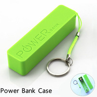DIY Perfume USB External Backup MImni Battery Charger Box for iPhone using 1x18650 Battery Case
