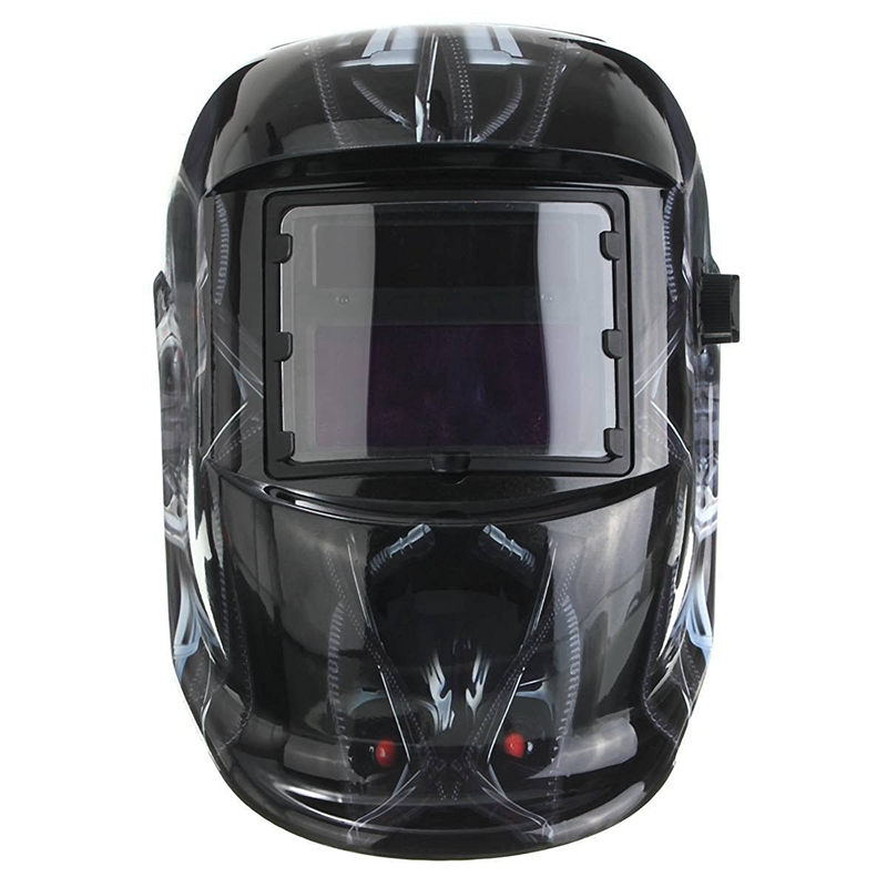 Promotion! Solar Automatic Welding Helmet Welding Mask Automatic Welding Shield MIG TIG ARC Welding Shield (Terminator)(China)