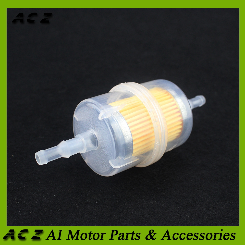 Acz Motorcycle Universal 10pcs Car Parts Large Inner Fuel Filters Ac Auto Petrol Gas 6mm 8mm Pipe Inline Filter In Oil From Automobiles
